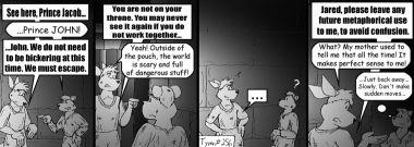 #256: Kangaroo Life Lessons