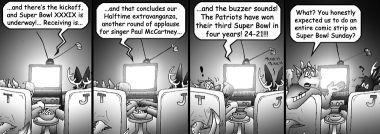 SuperBowl XXXIXOMGWTFBBQ!!1
