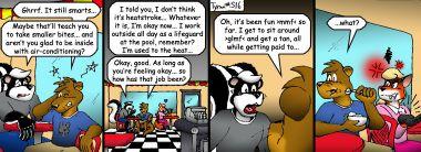 #516: Ice Cream Thief!