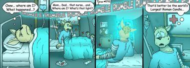 #593: Jared's Reawakening