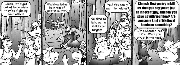 #188: Medieval Rambo