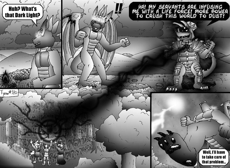 #310: A Dark Spell