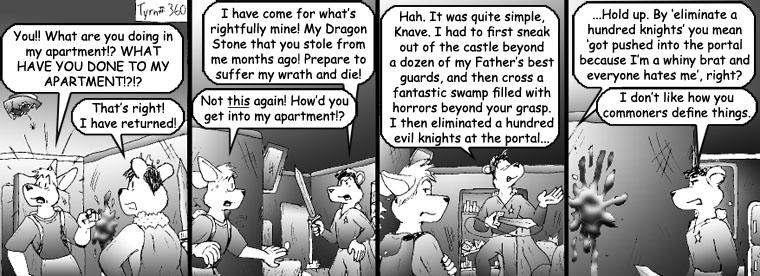 #360: John's Fantastic Tale