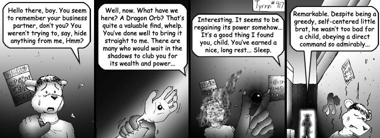 #417: Transfer of Power