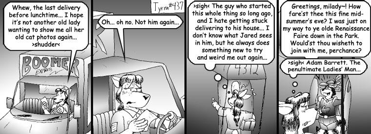#437: 436 Comics Later…