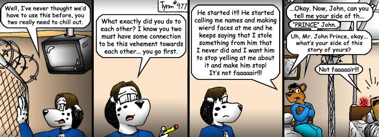 #477: Temper Tantrums