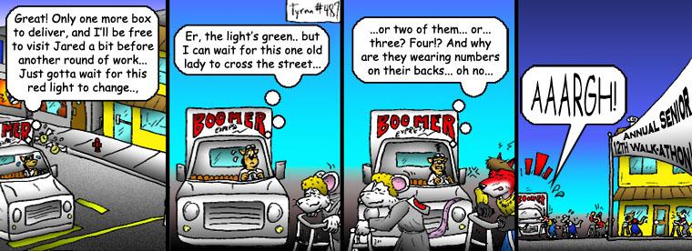 #487: Baby Boomer Express