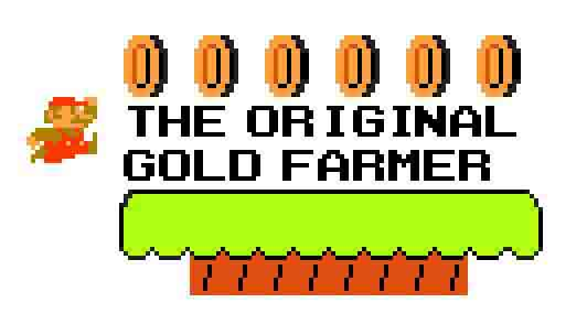 BlizzCon 1: Original Gold Farmer