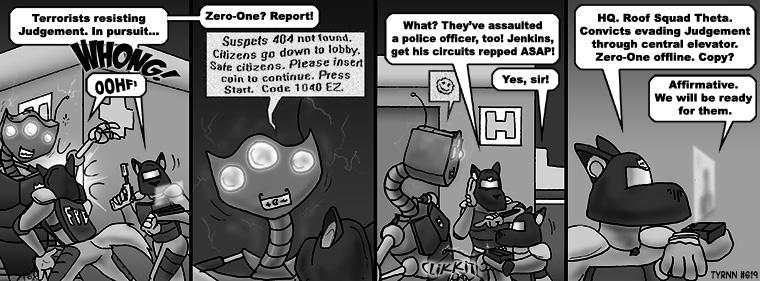 #619: Resisting Arrest