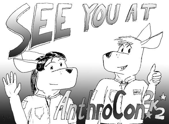 AnthroCon 2002 Filler Art