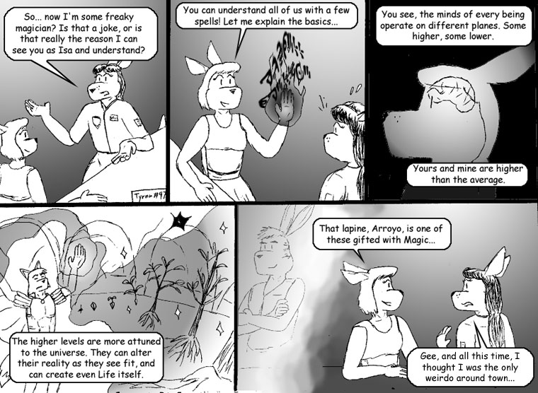 #47: The Way Magic Works