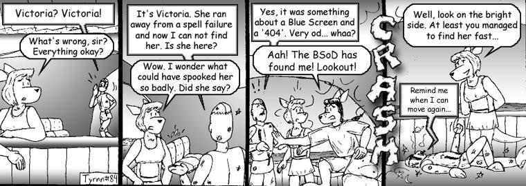 #84: Searching for Vikki