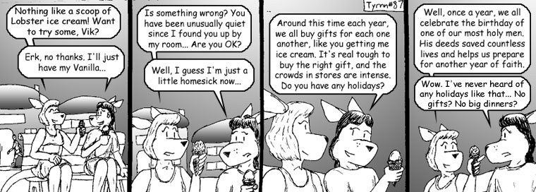 #87: Holiday Commercialism