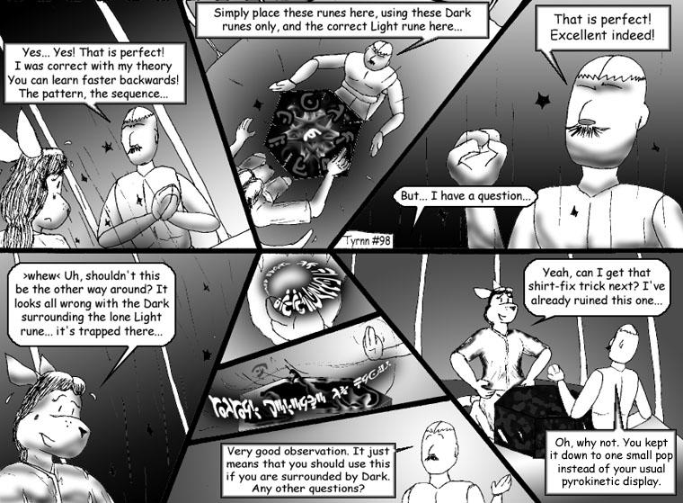 #98: A Dark Ward…