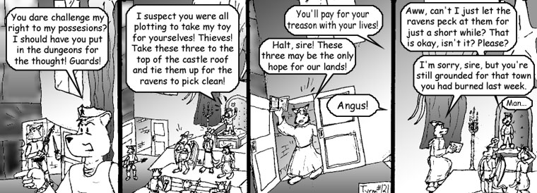#121: Angus to the Rescue