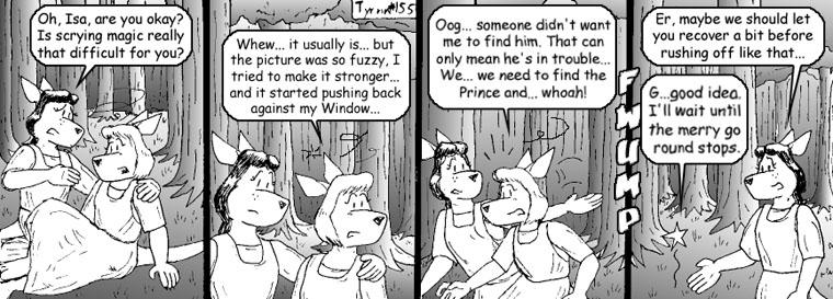 #155: Spell Shocked