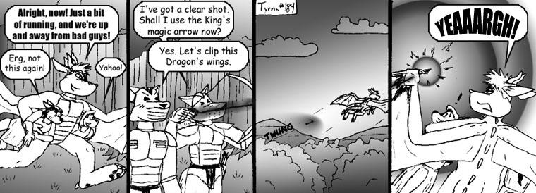 #184: Magical Arrow