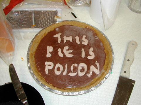 22nd Birthday Happy Fun Pie