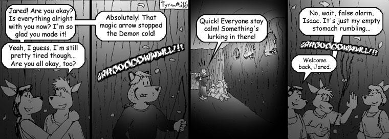 #216: Lurking Danger