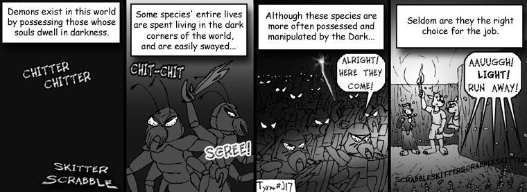 #217: Cockroach Crusades