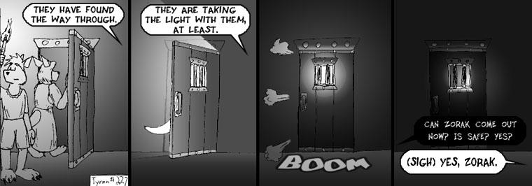 #227: Return To Darkness