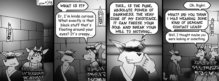 #248: That Healthy Demonic Glow