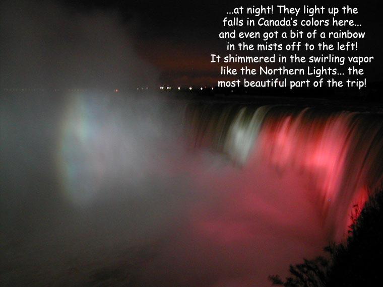 Canadian Filler: Niagara Night