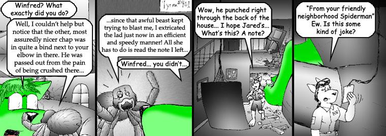#401: Winfred Sense… Tingling!