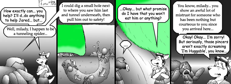 #408: Winfred's Next Plan