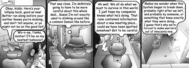#436: Internal Conflict?