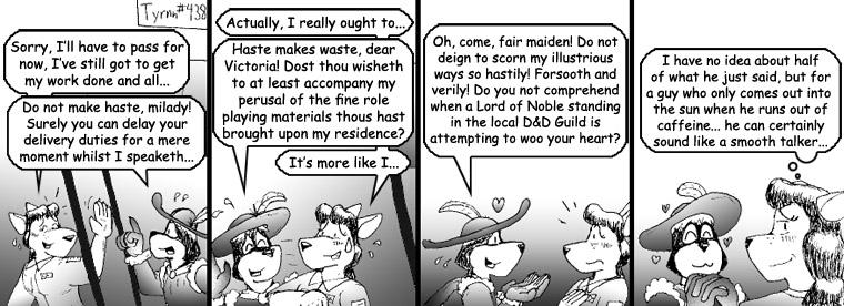 #438: Medieval Feelings