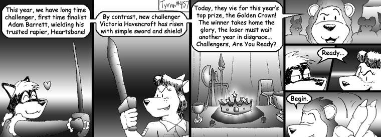 #457: Final Battle?
