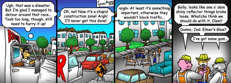 #488: Construction Delays