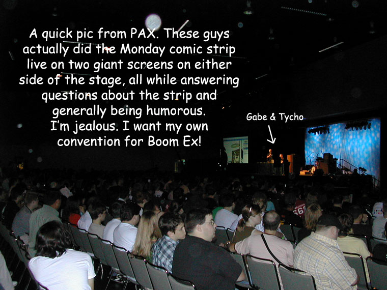PAX Pix: Making of an Icon
