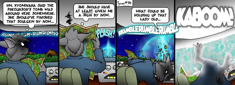 #591: Caution: Shockwave!